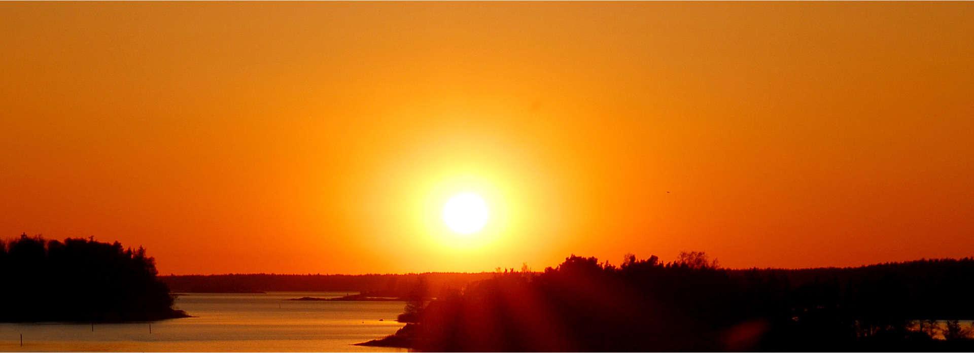 午夜的太阳